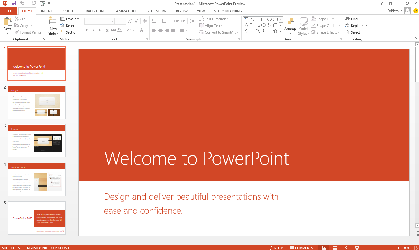 Powerpoint mp4 how to insert mp4 into powerpoint?