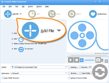 How to add subtitles to video on macwin step 2 attach subtitles to video ccuart Choice Image