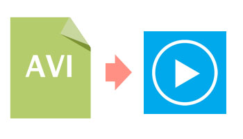 how to play avi files on windows media player