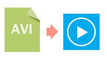 Window Media Player AVI - Convert AVI to Windows Media