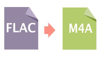 FLAC to M4A Converter - Batch Convert FLAC to M4A for Playback on