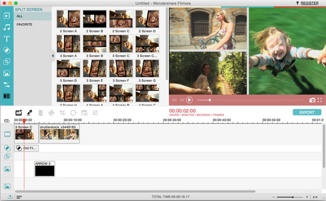 Split screen jpg